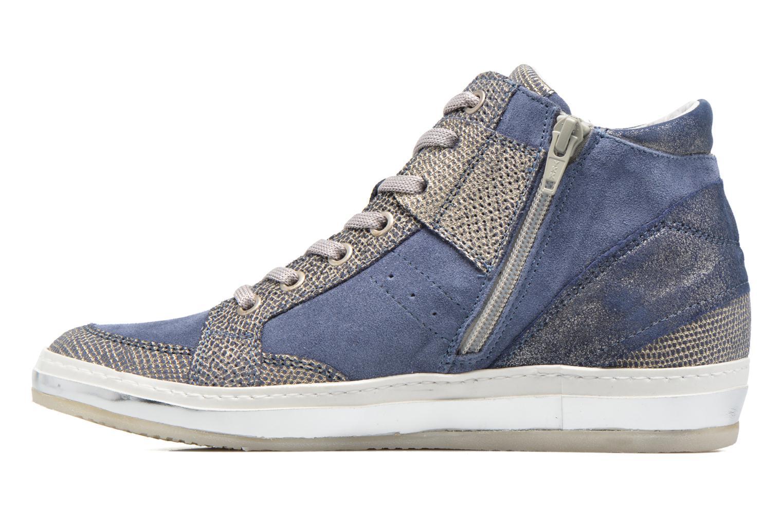 Sneaker Khrio Calista blau ansicht von vorne