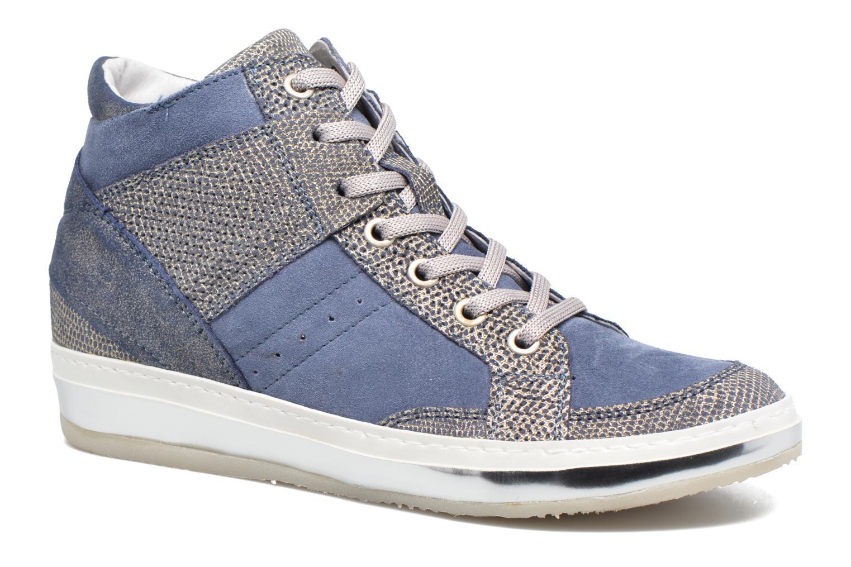 Sneakers Khrio Calista Blauw detail