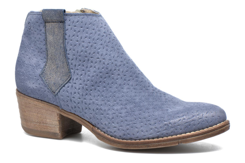 Zapatos promocionales Khrio Clarina (Azul) - Botines    Cómodo y bien parecido