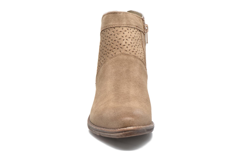 Bottines et boots Khrio Clemie Marron vue portées chaussures