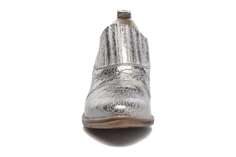 Bottines et boots Khrio Fanelie Argent vue portées chaussures