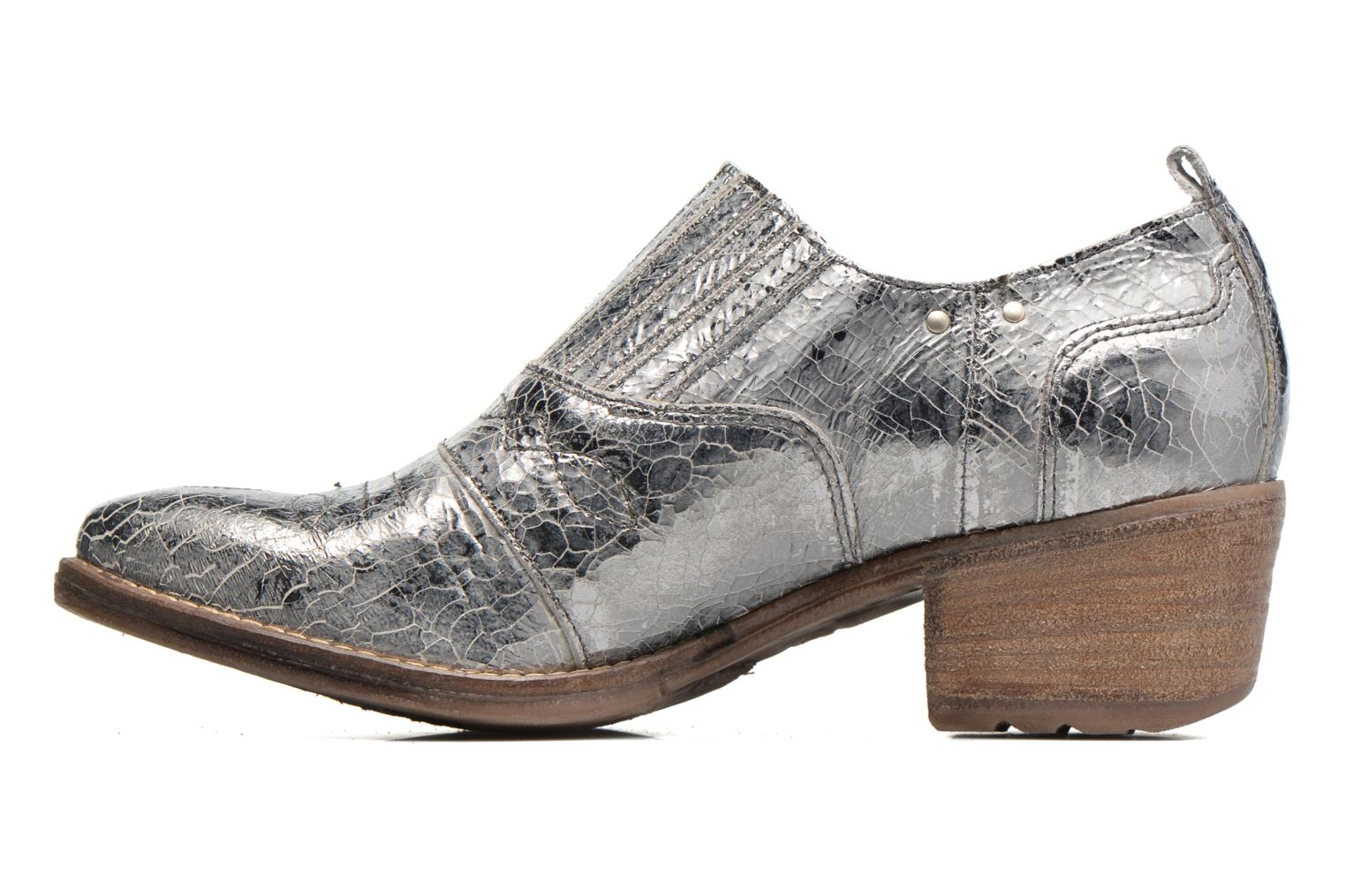 Ankle boots Khrio Fanelie Silver front view