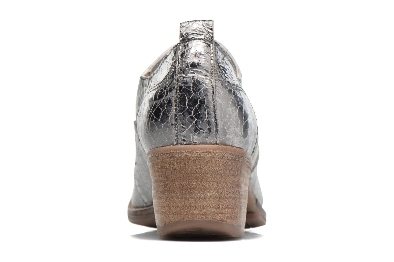 Bottines et boots Khrio Fanelie Argent vue droite