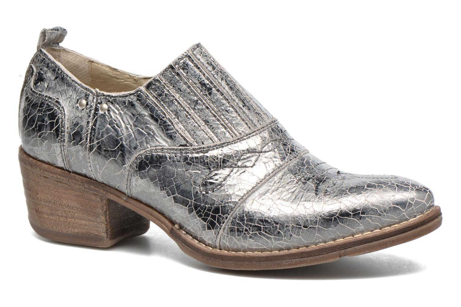 Ankle boots Khrio Fanelie Silver detailed view/ Pair view