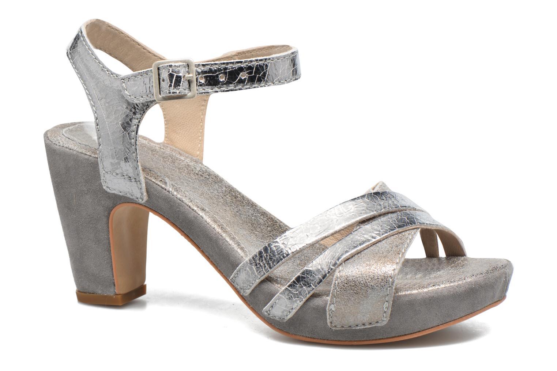 Sandales et nu-pieds Khrio Mia Argent vue détail/paire