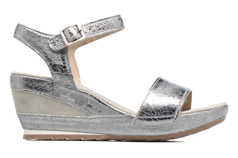 Sandali e scarpe aperte Khrio Tahia Argento immagine posteriore