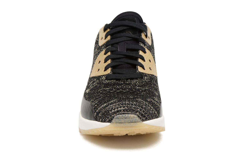 Baskets Nike W Air Max 90 Ultra 2.0 Fk Mtlc Noir vue portées chaussures