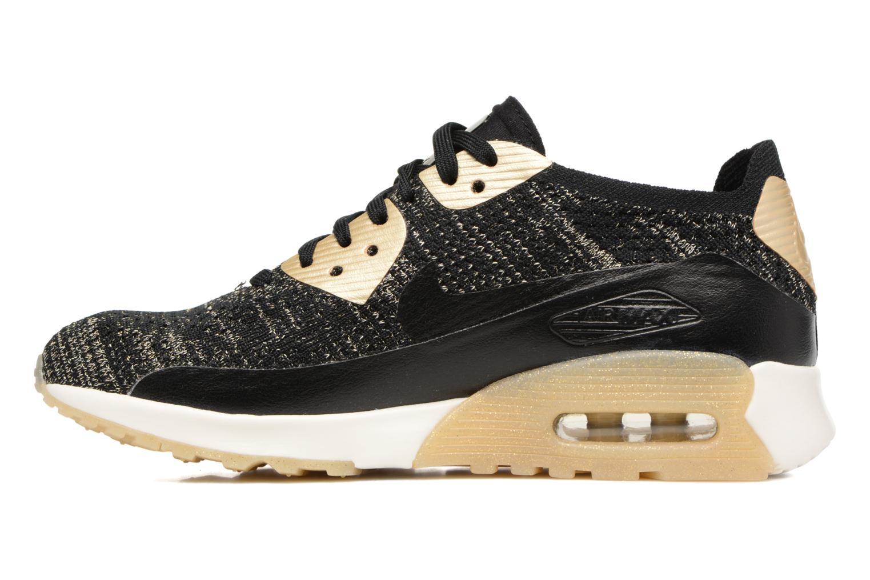 Sneakers Nike W Air Max 90 Ultra 2.0 Fk Mtlc Sort se forfra