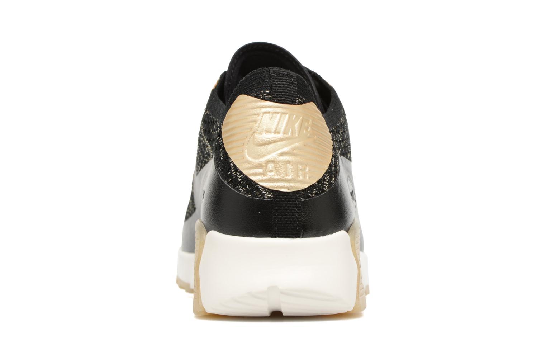 Baskets Nike W Air Max 90 Ultra 2.0 Fk Mtlc Noir vue droite