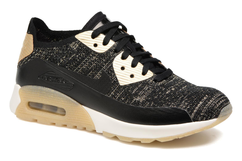 Sneakers Nike W Air Max 90 Ultra 2.0 Fk Mtlc Sort detaljeret billede af skoene