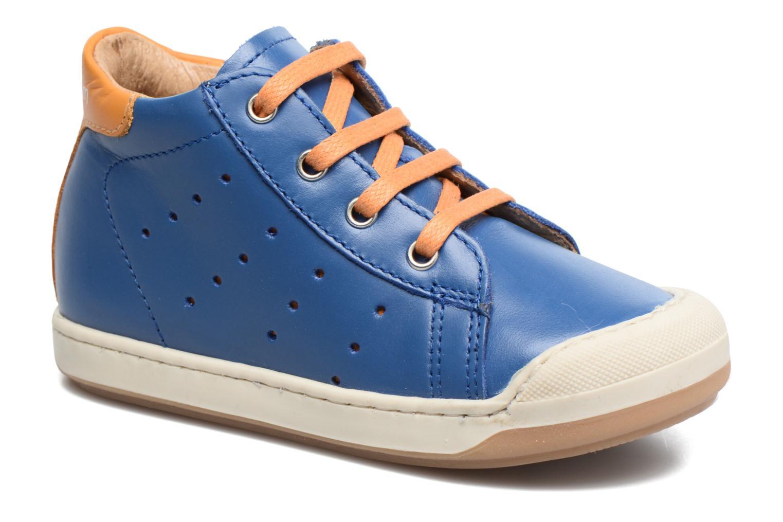 Baskets Shoo Pom Kidur Jump Bleu vue détail/paire