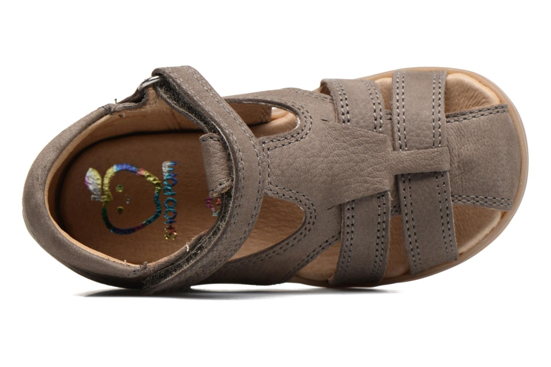 Sandales et nu-pieds Shoo Pom Pika Be Boy Gris vue gauche