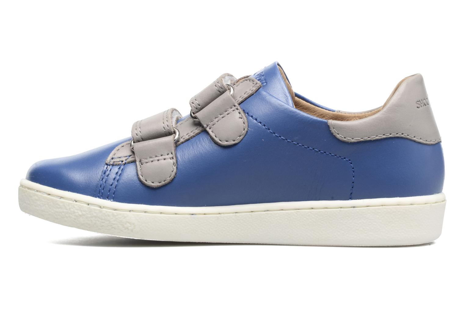 Duck Scratch Azur/grey