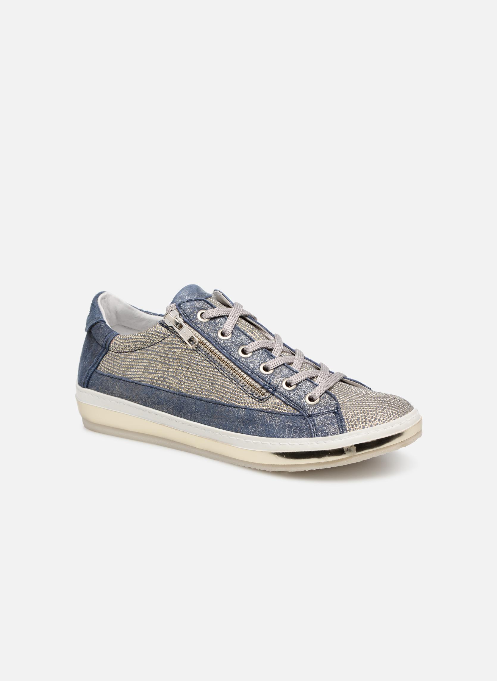 Sneaker Khrio Giulia blau detaillierte ansicht/modell