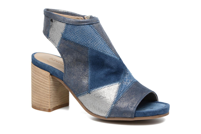 Zapatos promocionales Khrio Aurea (Azul) - Sandalias   Venta de liquidación de temporada