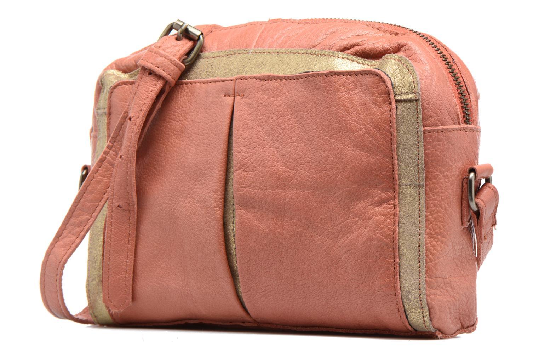 Jace Leather Crossover bag Aragon
