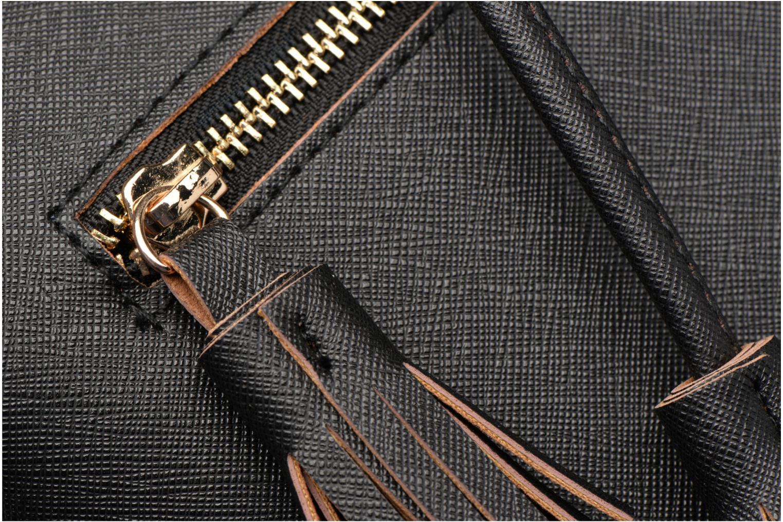 Handtassen Pieces Lellis Tighten bag Zwart links