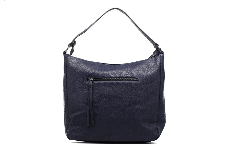 Handtaschen Pieces Laney Bag blau ansicht von vorne