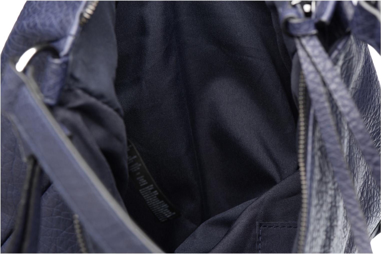 Handtaschen Pieces Laney Bag blau ansicht von hinten