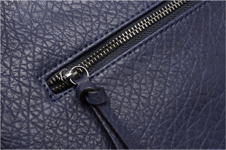 Handtaschen Pieces Laney Bag blau ansicht von links