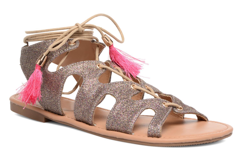 Sandales et nu-pieds Buffalo Masla Rose vue détail/paire