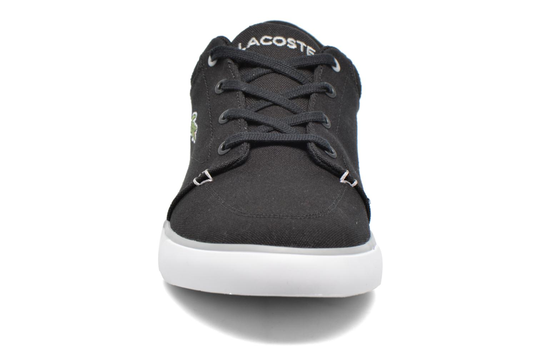 Baskets Lacoste Bayliss G117 1 Noir vue portées chaussures