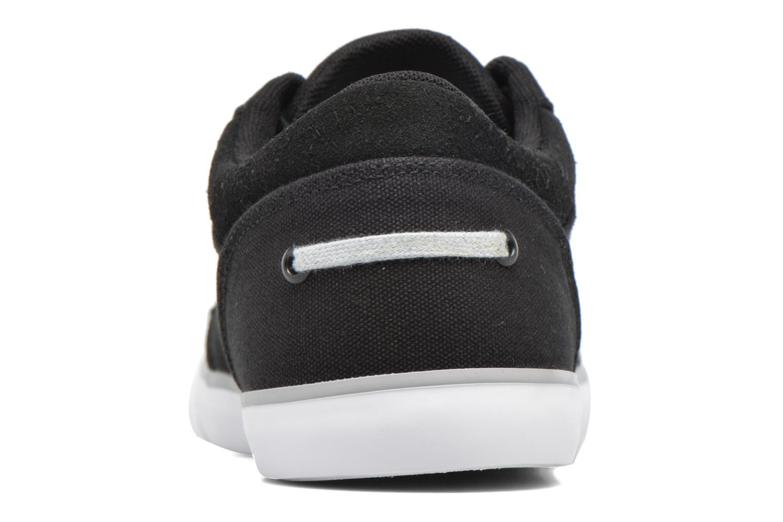 Baskets Lacoste Bayliss G117 1 Noir vue droite