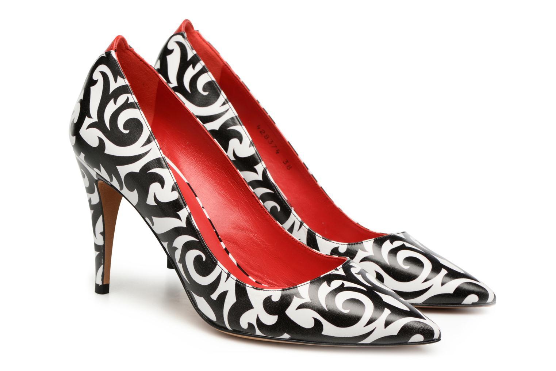 Zapatos de tacón Pura Lopez Reika Multicolor vista 3/4