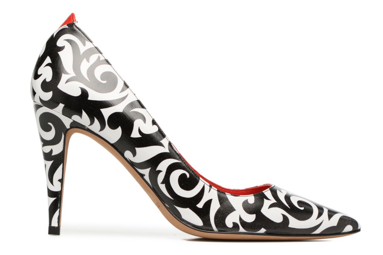 Zapatos de tacón Pura Lopez Reika Multicolor vistra trasera