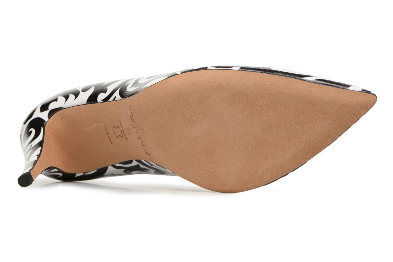 Zapatos de tacón Pura Lopez Reika Multicolor vista de arriba