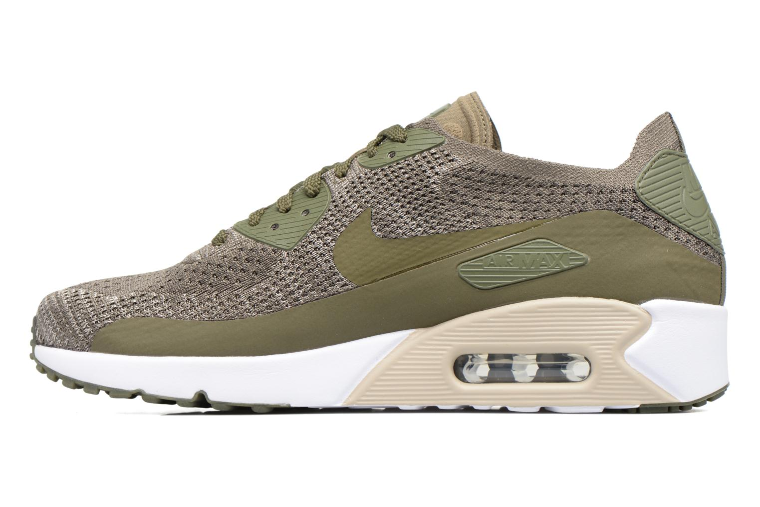 Air Max 90 Ultra 2.0 Flyknit Medium Olive/Medium Olive-String-String