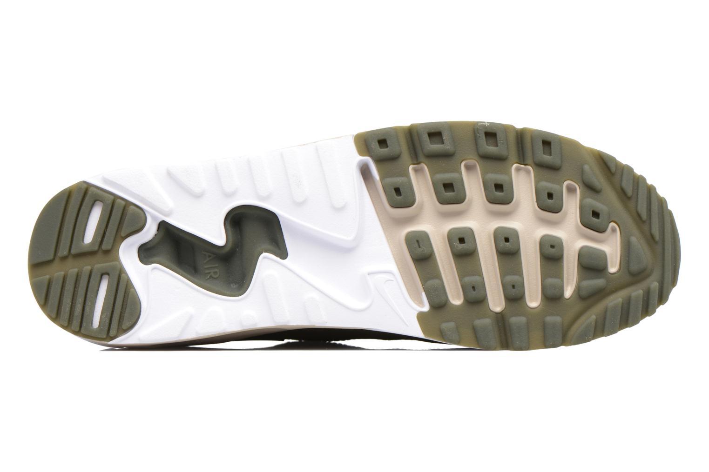 Baskets Nike Air Max 90 Ultra 2.0 Flyknit Vert vue haut