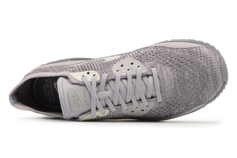 Sneakers Nike Air Max 90 Ultra 2.0 Flyknit Grå se fra venstre