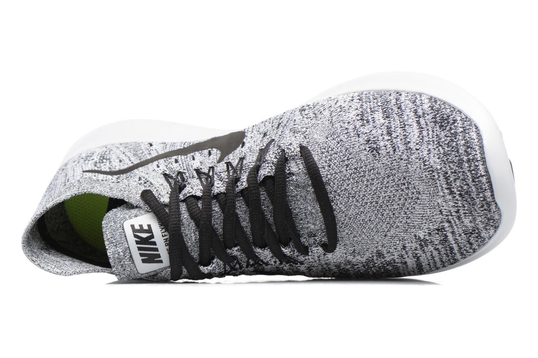 Chaussures de sport Nike Nike Free Rn Flyknit 2017 Gris vue gauche