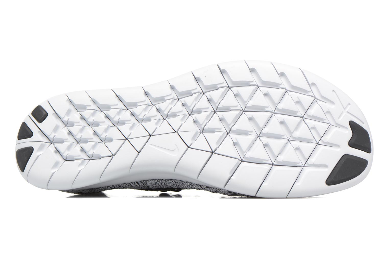 Chaussures de sport Nike Nike Free Rn Flyknit 2017 Gris vue haut