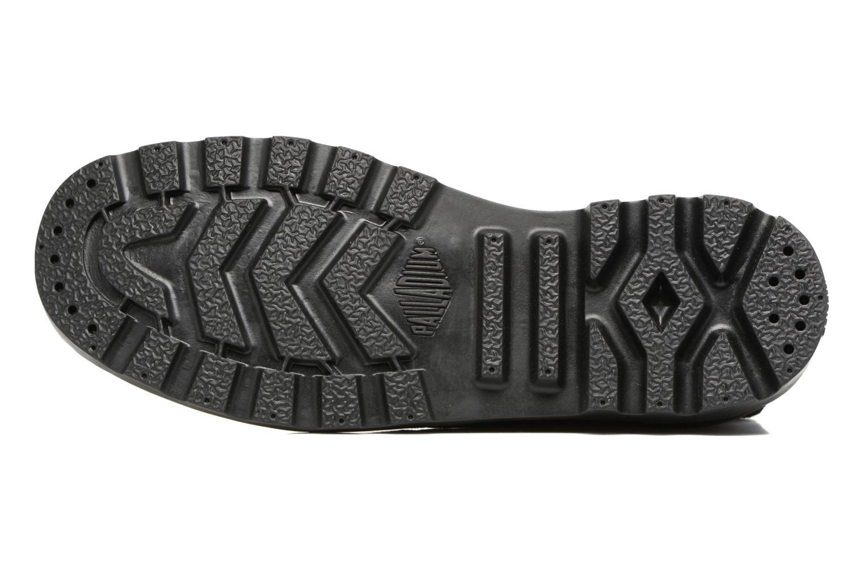 Sneakers Palladium Pampa Hi Orig U Zwart boven