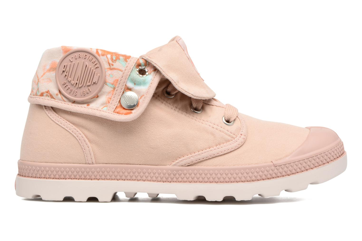 Baskets Palladium Baggy Lp Tw P F Rose vue derrière