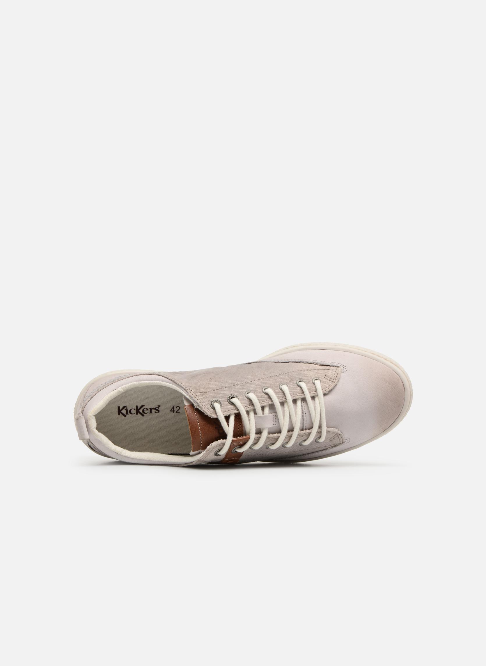 Sneakers Kickers Santa Fe Wit links