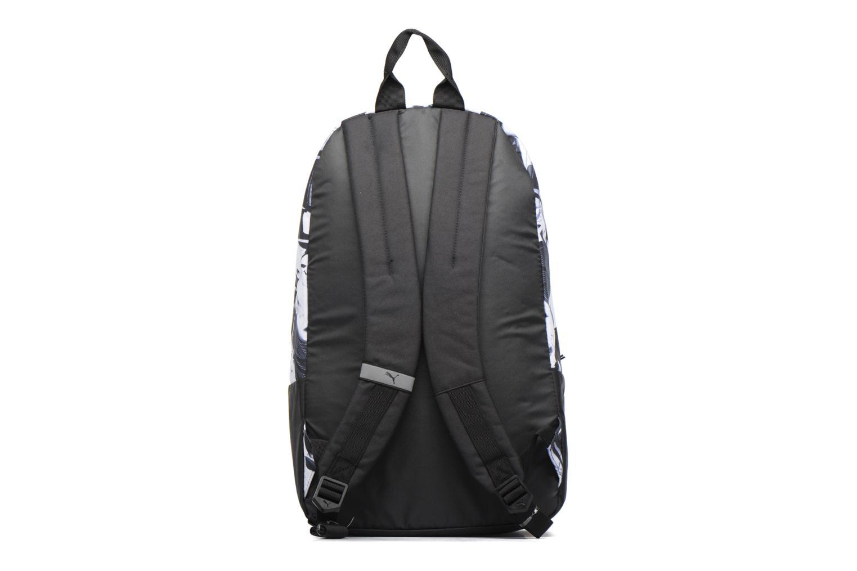 Academy Backpack Noir/sneaker print
