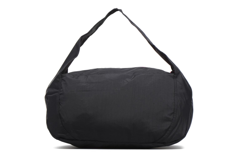 Borsa da palestra Puma Studio Barrel Bag Nero immagine frontale