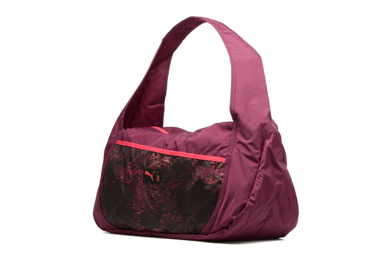 Sporttassen Puma Studio Barrel Bag Roze model