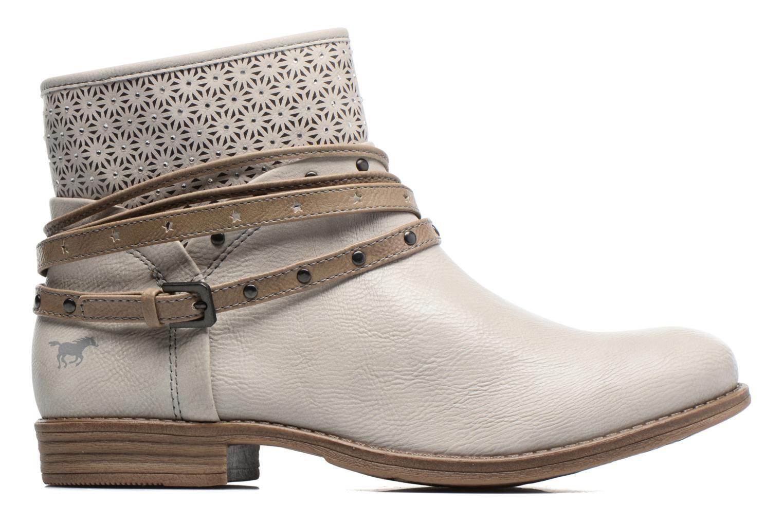 Bottines et boots Mustang shoes Calliope Beige vue derrière