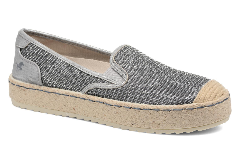 Scarpe di corda Mustang shoes Silke Grigio vedi dettaglio/paio