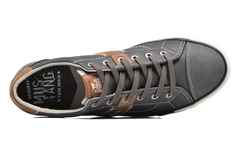 Sneakers Mustang shoes Ralf Grijs links