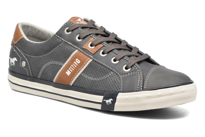 Sneakers Mustang shoes Ralf Grigio vedi dettaglio/paio