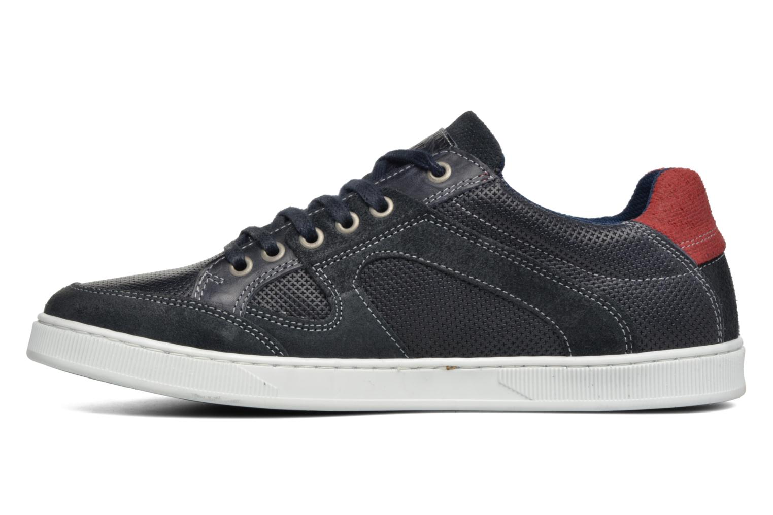 Sneakers Mustang shoes Bruder Azzurro immagine frontale