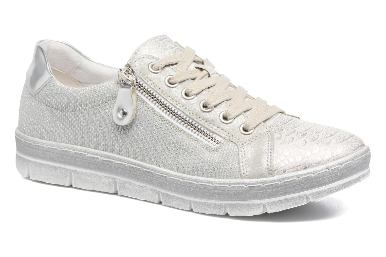 Sneakers Remonte Bago D5800 Zilver detail