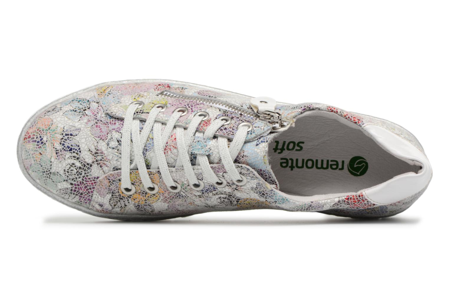 Trainers Remonte Bago D5800 Multicolor view from the left