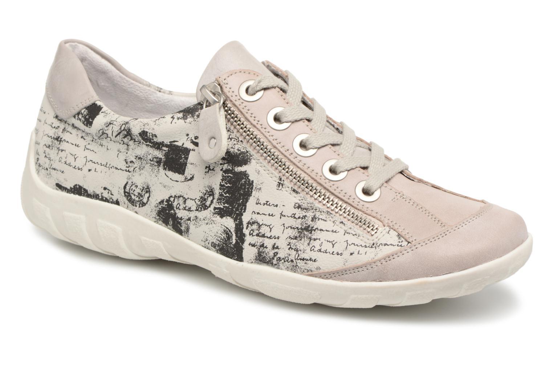Grandes descuentos últimos zapatos Remonte Galea R3435 (Gris) - Deportivas Descuento