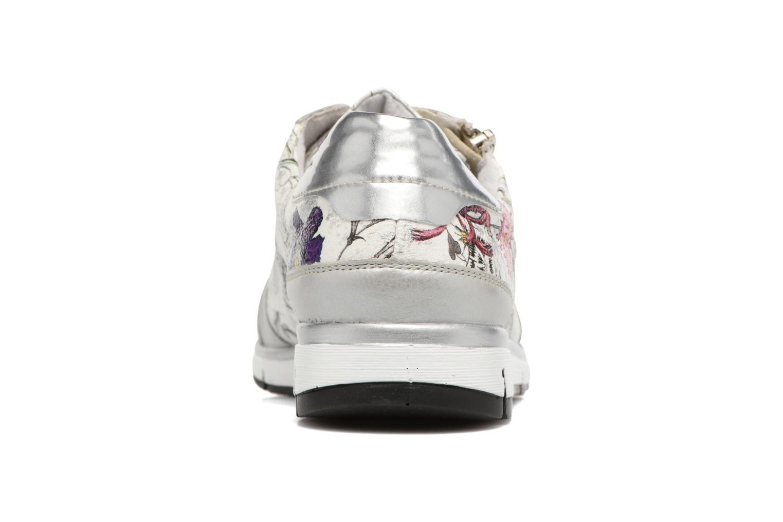 Baskets Remonte Laji R4009 Multicolore vue droite